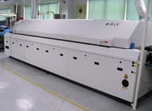 川基伟业光电波峰焊设备图片
